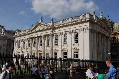 Senate House, Cambridge University