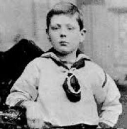 Winston age 10