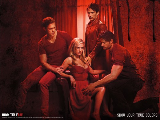 "TRUE BLOOD ""Show Your True Colors"""