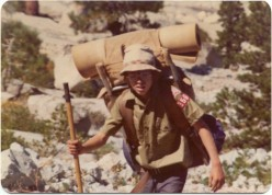Going Back to Boy Scout Camp