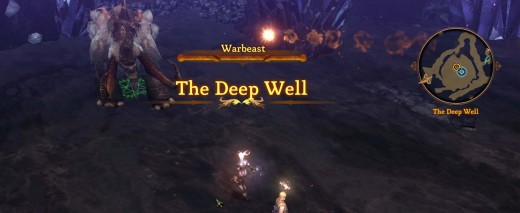 Dungeon Siege 3 Defeating the Warbeast