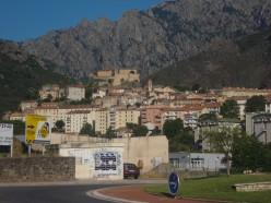 Corte, Korsika