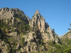 Restonica Valley, Korsika