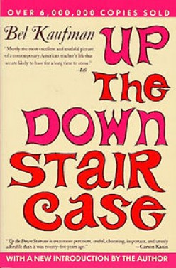 """~""""Up the Down Staircase"""" and """"Lean against the Wind"""" created from Scraps of Paper~"""