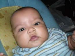 Ayden, 5 1/2 months