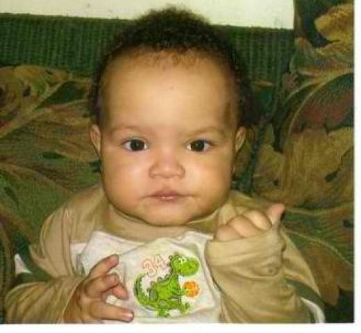 Ayden, 11 months