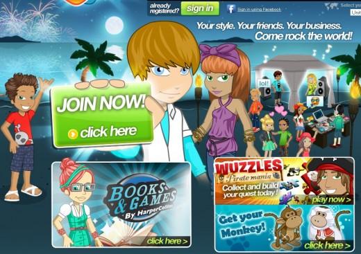 The Wooz World Portal