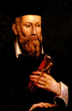 Nostradamus on the coming mega famine