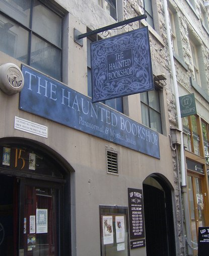 The Haunted Bookshop, Melbourne, Australia