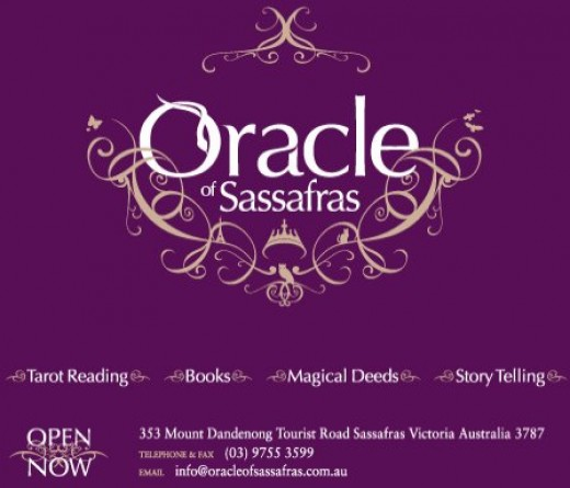 Oracle of Sassafras, Melbourne