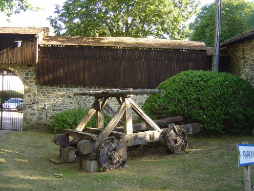 Medieval machines of war