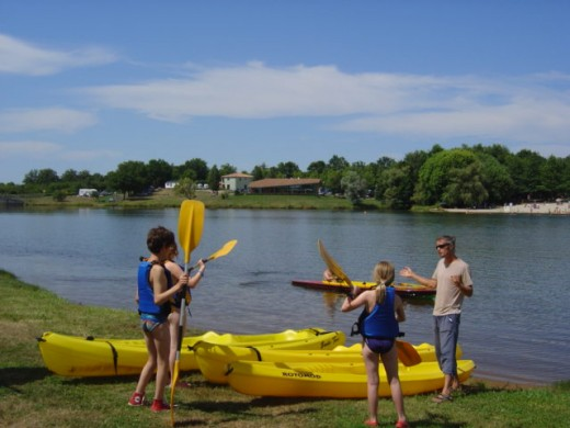 Activity holidays for all the family in Limousin, S W France
