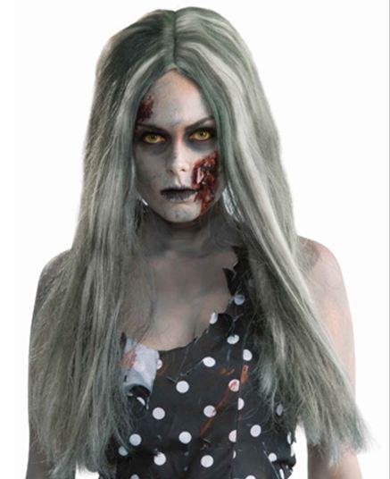 Zombie pin up girl