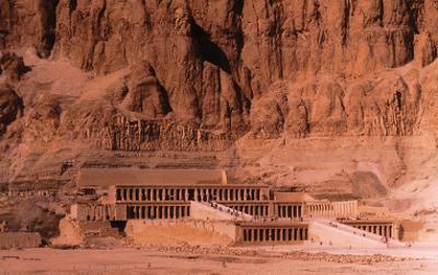 Temple of Hatshepsut at Deir el-Bahri
