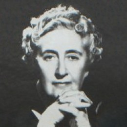"""""""The Queen of Crime"""" Agatha Christie"""