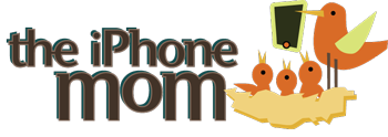"""The iPhone Mom: """"Because it's not your husband's iPhone"""""""