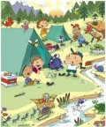 Safe Camp and  Campsites Layouts for Camping with Kids