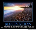 How to be motivated and stay motivated