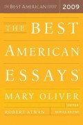 Book Review: The Best American Essays by Mary Oliver