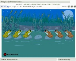 Save The Frogs: Play online free frog games
