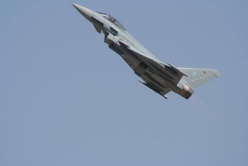 EUROFIGHTER ''TOO STRONG''