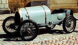 The Bugatti Type 13