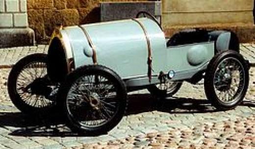 The Bugatti Type 13