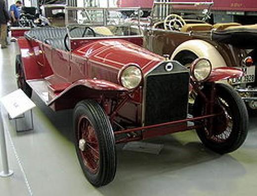 The Lancia Lambda