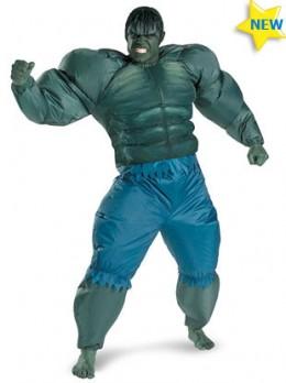 Hulk Halloween Costume