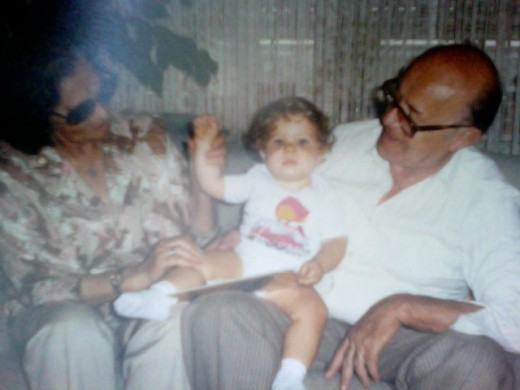 Oma, Opa, and me (1987)