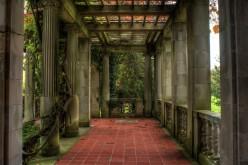 Box Garden veranda