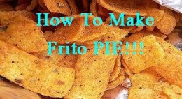 How to make Frito Pie - Southern Style