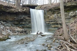 Spring Falls as it looks today.