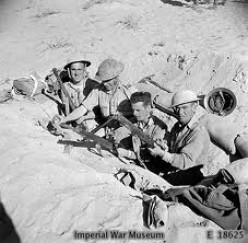 World War II: Australian Campaign in North Africa