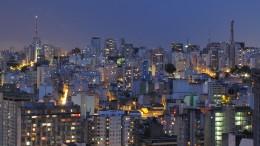 View of Sao Paulo
