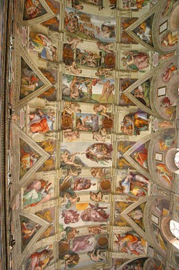 To focus on a single panel of the Sistine Chapel risks missing the splendor of the whole picture.