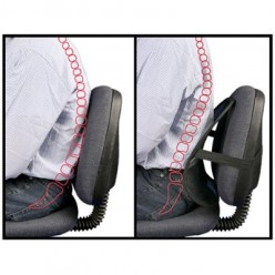 Protect Your Back - Lumbar Support Cushion For Car Seat And Office Chair