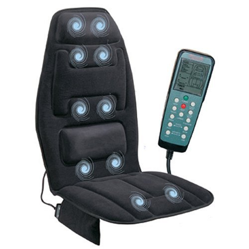 10-Motor Massage Cushion