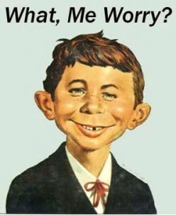 Mad Magazine -Alfred E. Newman my long lost love!