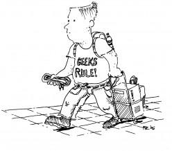 Geeks Rule!