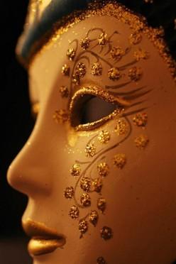 A child's masquerade
