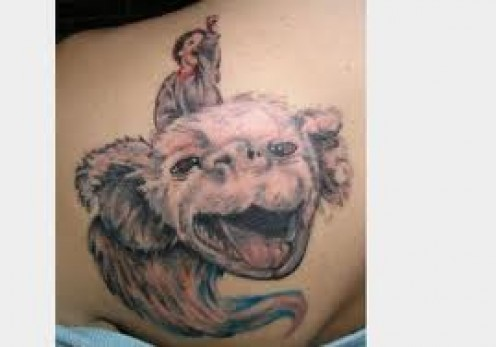 Tattoo Ideas: The NeverEnding Story