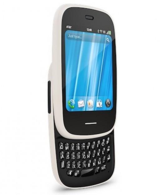 HP Veer 4G, weird little phone that'll do 4G