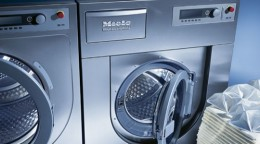 Miele Commercial Laundry