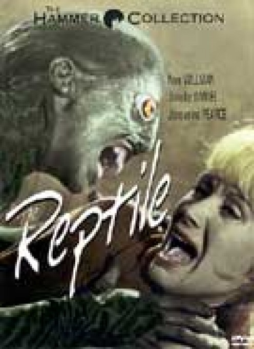 The Reptile (1966) Classic Hammer Horror