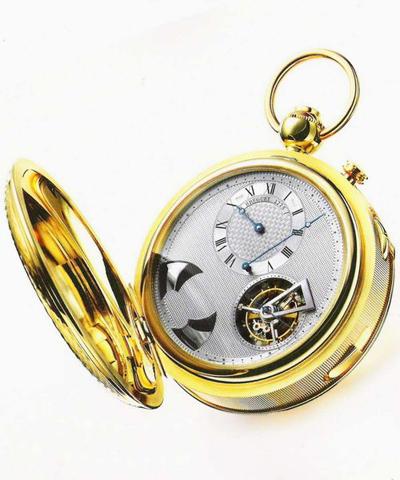 A Breguet watch