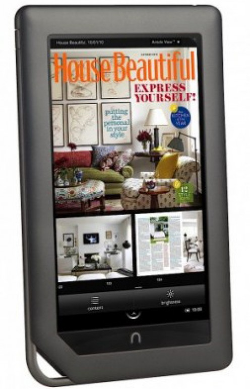 Top rated color ereader 2016