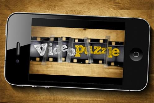 Video Puzzle: iPhone App Puzzle Game