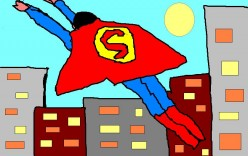 If Lois Lane wasn't so story hungry Superman would have less to do and his adventures would be less exciting