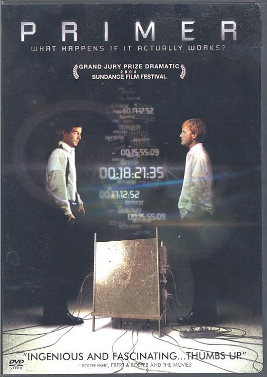 Primer DVD Cover